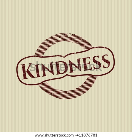 Kindness rubber seal