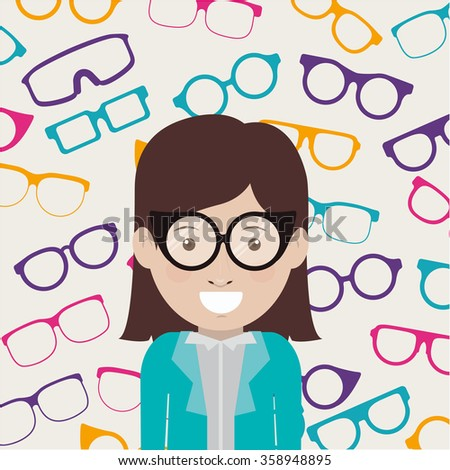 kinds and styles of glasses design