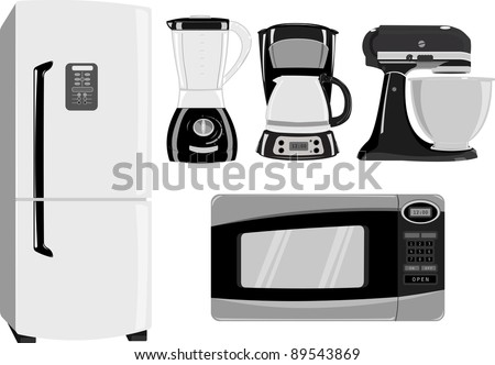 Vector Portable Coffee Maker : Different Types Storage Devices External Internal Stock Vector 145368769 - Shutterstock