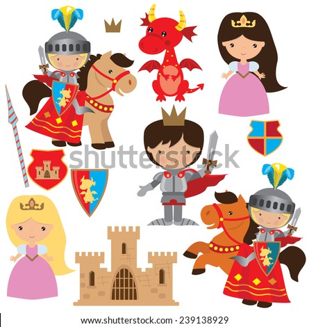 https://thumb7.shutterstock.com/display_pic_with_logo/1218791/239138929/stock-vector-knight-and-princess-vector-illustration-239138929.jpg Knight