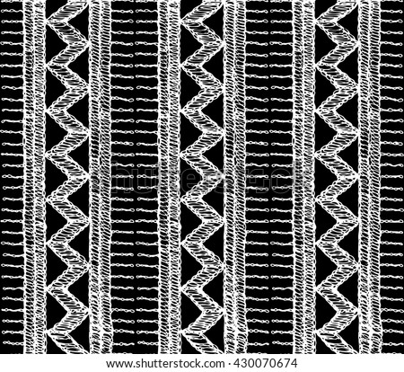 Knitted Lace Lace Pattern Crochet Macrame Stock Vector 430070674