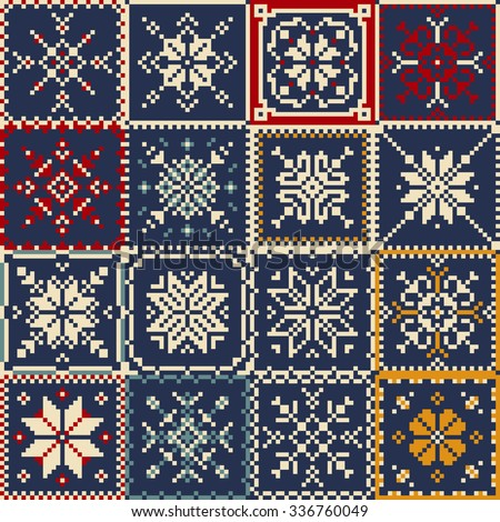 Knitting Scheme Stock Images, Royalty-Free Images ...