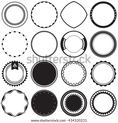 Circle Label Stock Images, Royalty-Free Images & Vectors