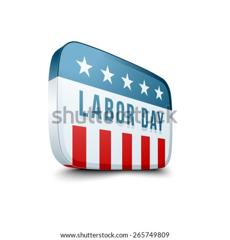 Labor Day - stock vector