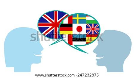 language england - stock vector