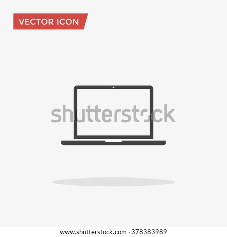Laptop Icon Vector, Laptop Icon Object, Laptop Icon Image, Laptop Icon Picture, Laptop Icon Graphic, Laptop Icon Art, Laptop Icon Drawing, Laptop Icon JPG, Laptop Icon JPEG, Laptop Icon EPS. - stock vector