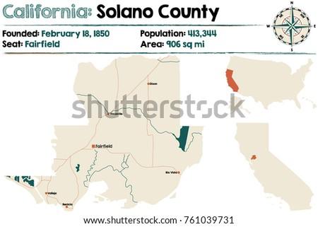 Large Detailed Map Arkansas Little River Stock Vector 679492918