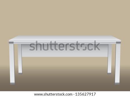 large office desk. Unique Desk Large Office Desk For Equipment Vector Illustration To Office Desk D