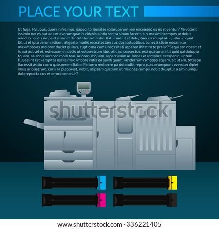 color printer stock images royalty free images u0026 vectors