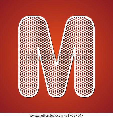 Laser cutting template alphabet letter m stock vector 2018 laser cutting template the alphabet letter m for laser cutting vector illustration can spiritdancerdesigns Choice Image