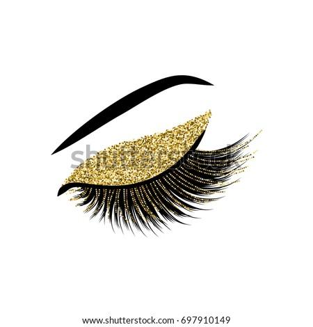 how to draw eyelashes digital
