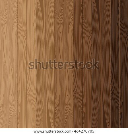 Lath boards on brown background. Wooden texture background.