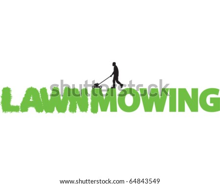 ... Care Logo , Lawn Mower Vector , Grass Vector , Lawn Care Clip Art
