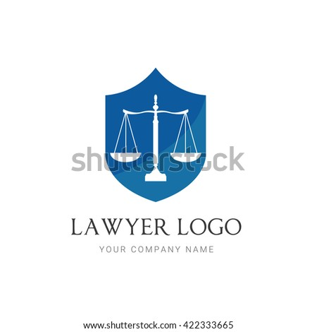 law firm logolaw office logolaw logo stock vector 422334220 shutterstock