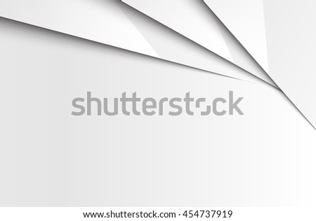 Layered abstract colorful background, vector - stock vector