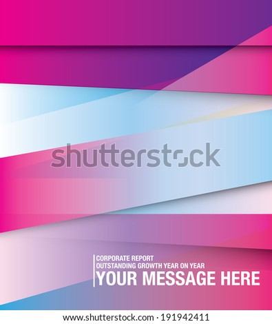 layers, drop shadows, gradients and overlays which are easily editable in the vector format - stock vector