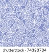 leaf lace background - stock photo