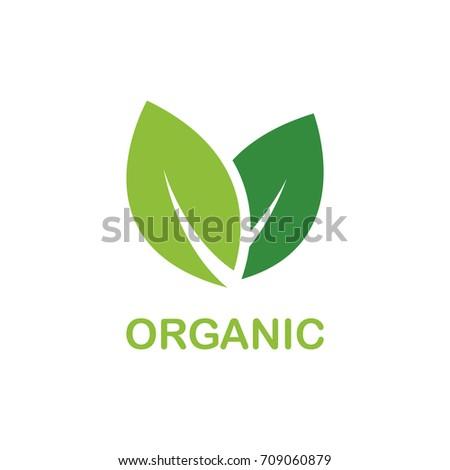 Organic Symbol Stock Images, Royalty-Free Images & Vectors ... Organic Leaf Symbol