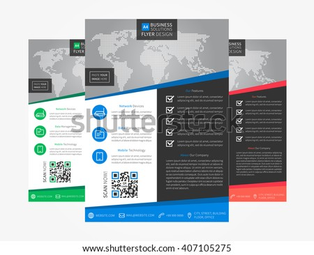 Booklet Template Stock Images RoyaltyFree Images  Vectors