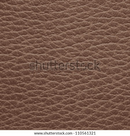 leather background - stock vector
