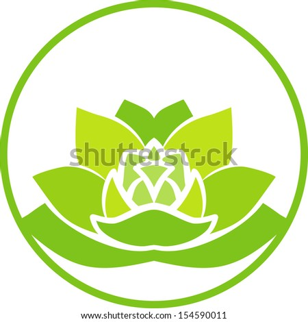 Leaves set - stock vector
