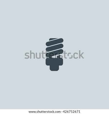 Led Bulb Icon, Led Bulb Icon Eps10, Led Bulb Icon Vector, Led Bulb Icon Eps, Led Bulb Icon Jpg, Led Bulb Icon Picture, Led Bulb Icon Flat, Led Bulb Icon App, Led Bulb Icon Web, Led Bulb Icon Art - stock vector