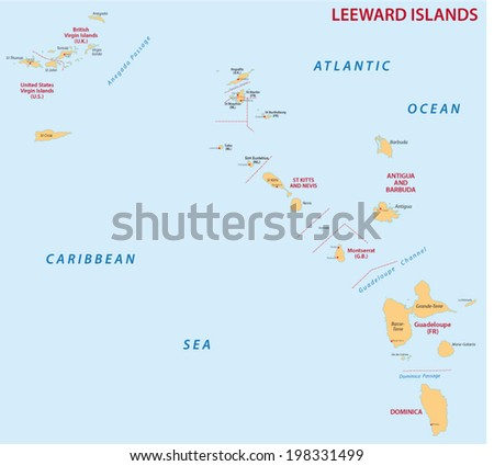 Caribbean Islands Map Stock Images RoyaltyFree Images Vectors - Islands map