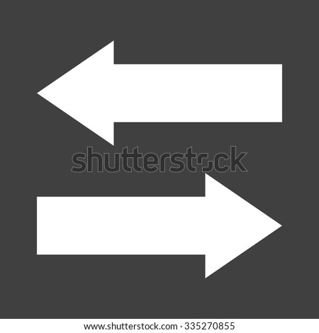 Left and Right Arrow Icons