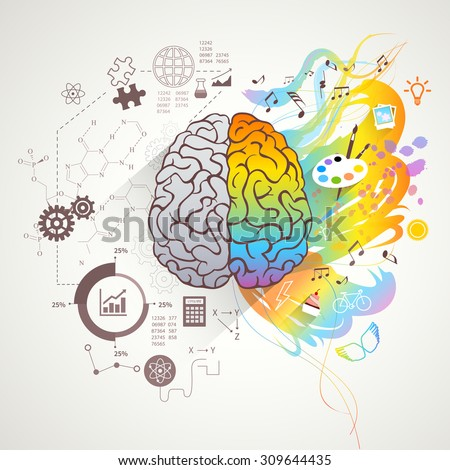 What celebrities do you think are right brained?