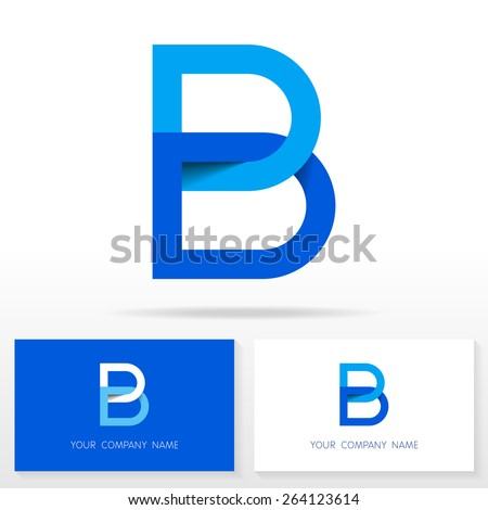 Letter B Logo Icon Design Template Stock Vector 264123614 - Shutterstock