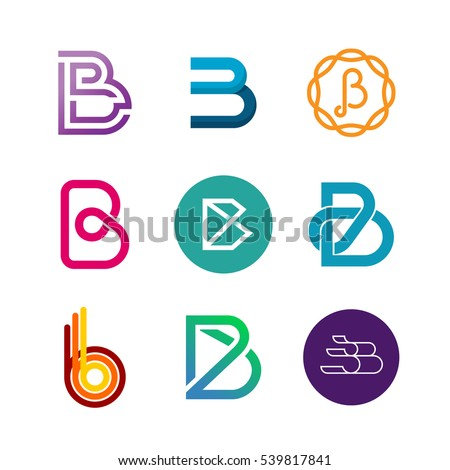 b logo stock images royalty free images vectors. Black Bedroom Furniture Sets. Home Design Ideas