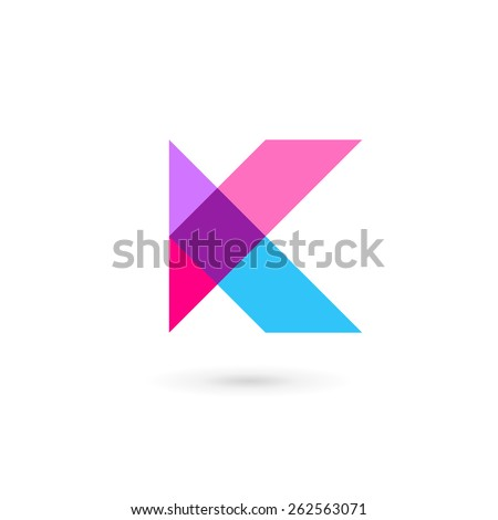 Letter K Logo Icon Design Template Stock Vector (2018) 262563071 ...