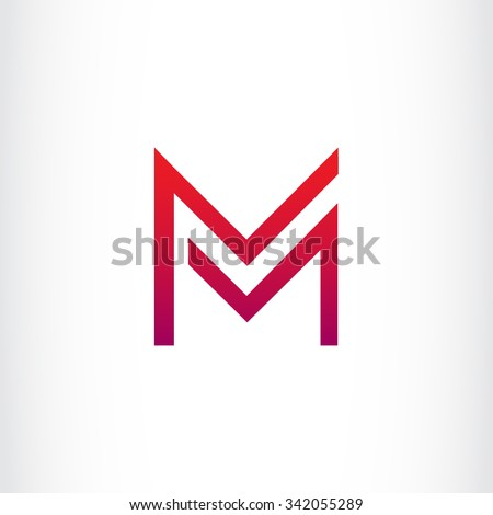 letter m logo m stock images royalty free images amp vectors 138
