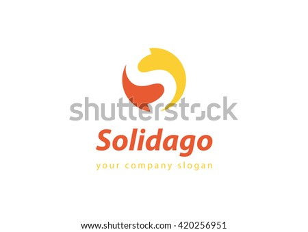 letter S logo Template for your company