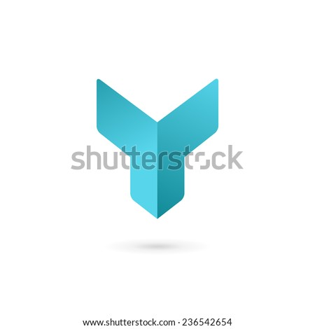 Letter Y Logo Icon Design Template Stock Vector 236542654 - Shutterstock
