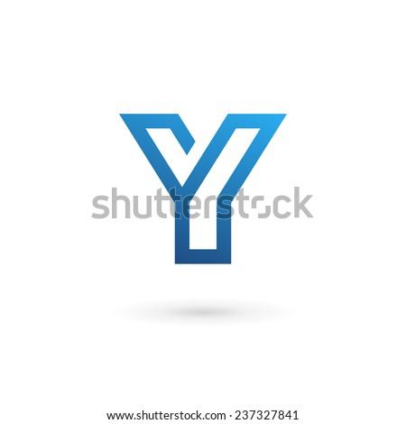 Letter Y logo ic...Y Letter Design