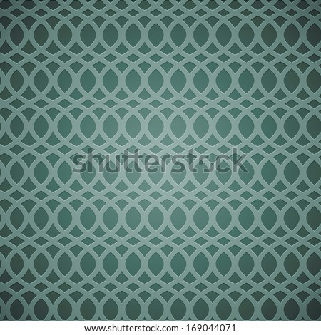 Letterpress transparent seamless pattern
