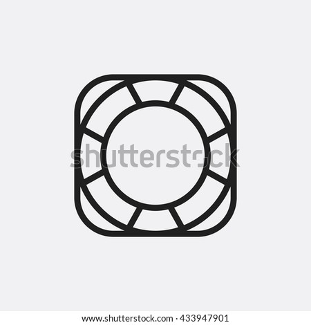 Lifebuoy Icon, Lifebuoy Icon Eps10, Lifebuoy Icon Vector, Lifebuoy Icon Eps, Lifebuoy Icon Jpg, Lifebuoy Icon, Lifebuoy Icon Flat, Lifebuoy Icon App, Lifebuoy Icon Web, Lifebuoy Icon Art, Lifebuoy - stock vector
