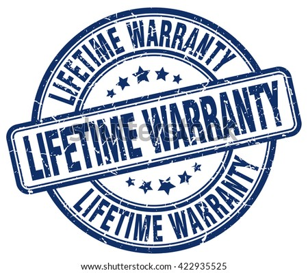lifetime warranty blue grunge round vintage rubber stamp.lifetime warranty stamp.lifetime warranty round stamp.lifetime warranty grunge stamp.lifetime warranty.lifetime warranty vintage stamp. - stock vector