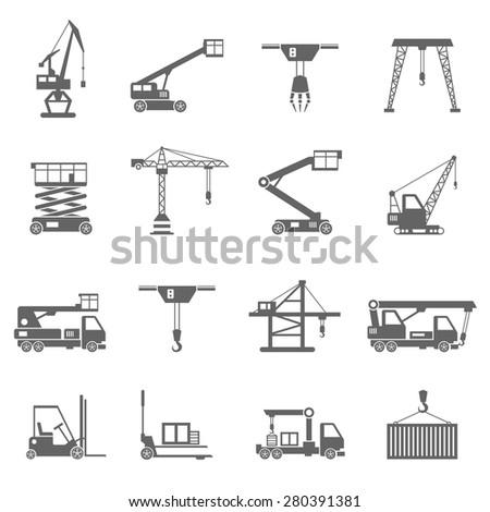 Heavy Industrial Machines