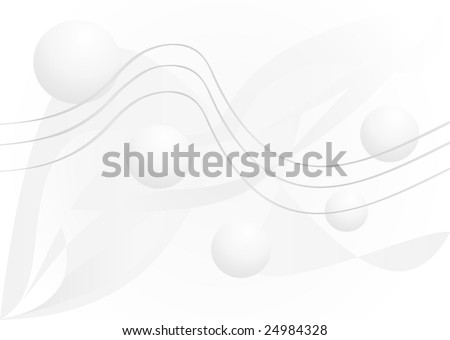 light abstract background - stock vector