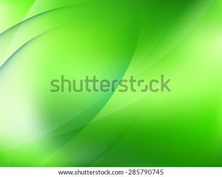 Light background green abstract wallpaper pattern. EPS 10 vector file included - stock vector