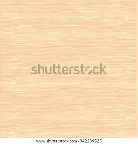 light brown wood background - stock vector