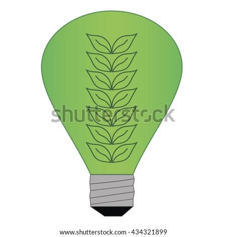 light bulb logo,light bulb vector,light bulb icon,light bulb isolated,leaf logo,leaf vector,leaf icon,leaf isolated,nature logo,nature vector,nature icon,nature isolated,lamp logo,lamp vector. - stock vector