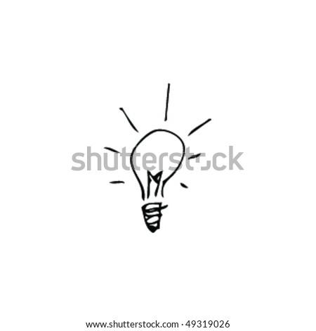 light bulb - ON