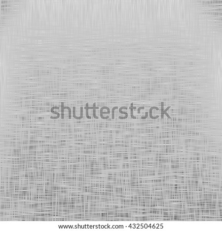 Light gray fabric texture. Vector illustration. Close up - stock vector
