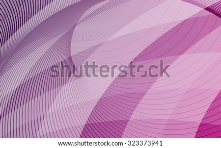 Light pink and purple background with diagonal stripes. Horizontal minimal backdrop. Can be use for cover catalogs, business card or other print. Vector version - stock vector