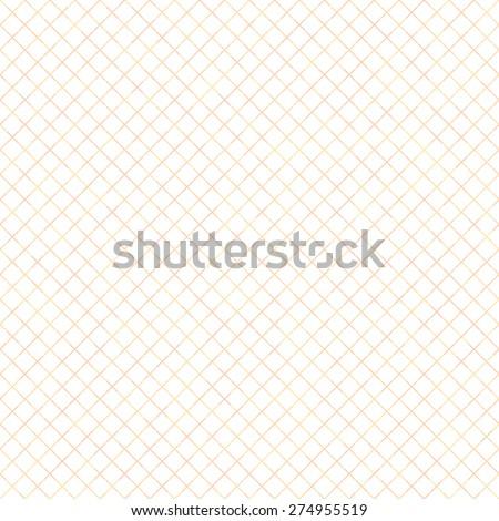 Light seamless cross diagonal lines geometric pattern. Different colors. Diamond, cross, rhombus backdrop - stock vector