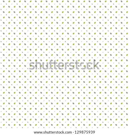 Light simple pattern. Seamless vector. - stock vector