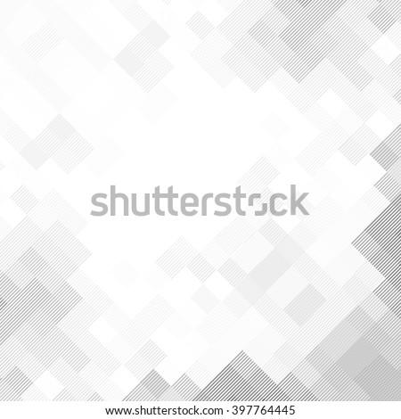 line art geometric pattern & texture & background - stock vector